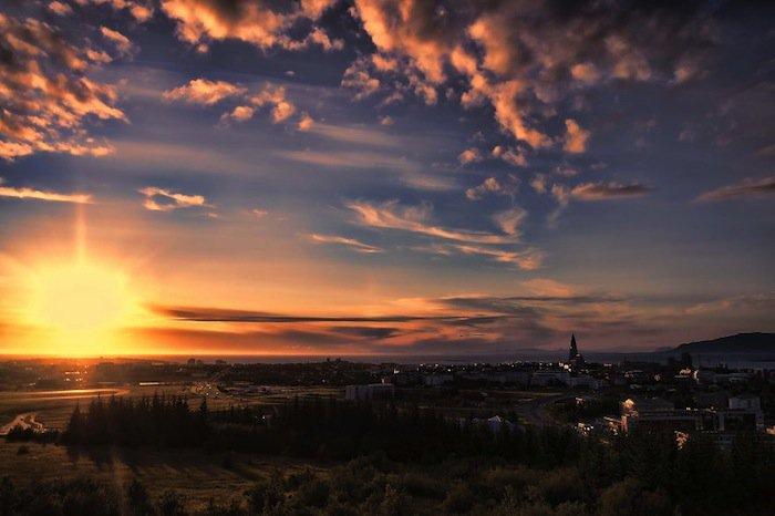 iceland-sunrise
