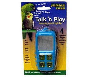 interactive bird toy phone
