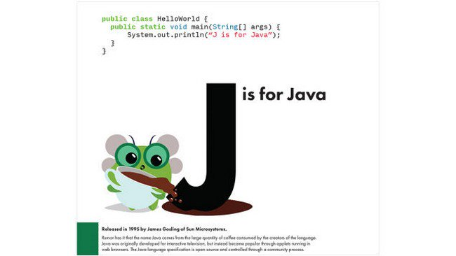 j for java