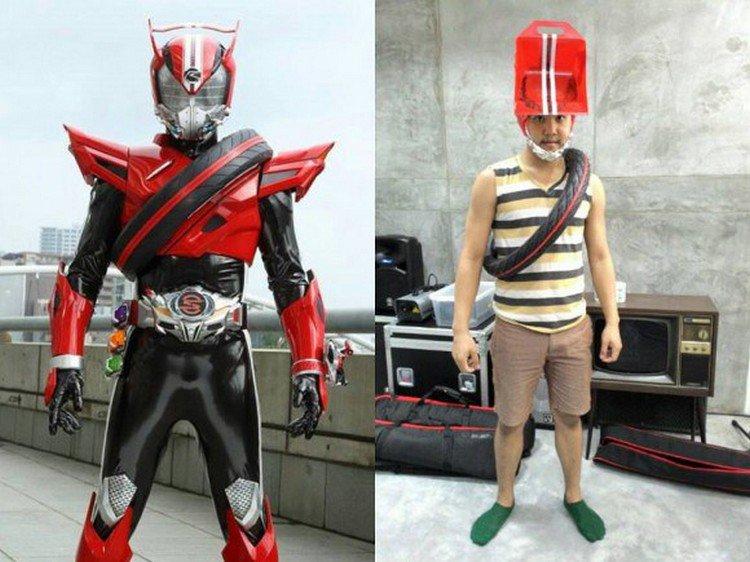 kamen rider cosplay