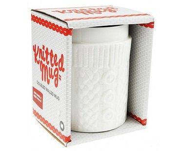 knitted mug box