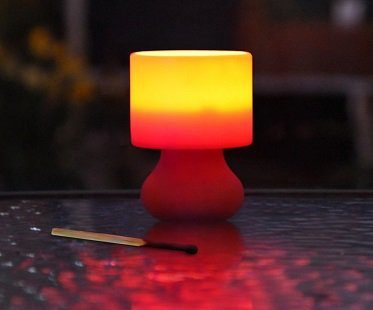 lamp candle holder