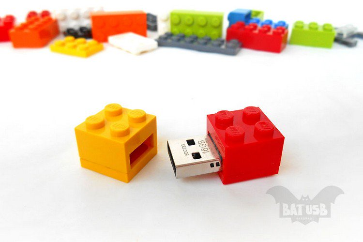 Polis Dimitriadis Creates Beautiful And Quirky USB Flash Drives By ...