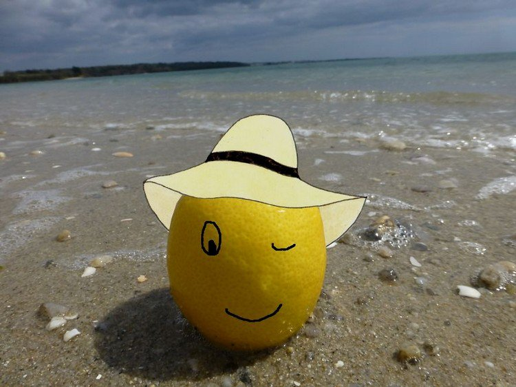 lemon hat beach