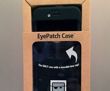 lens cleaning iPhone case box