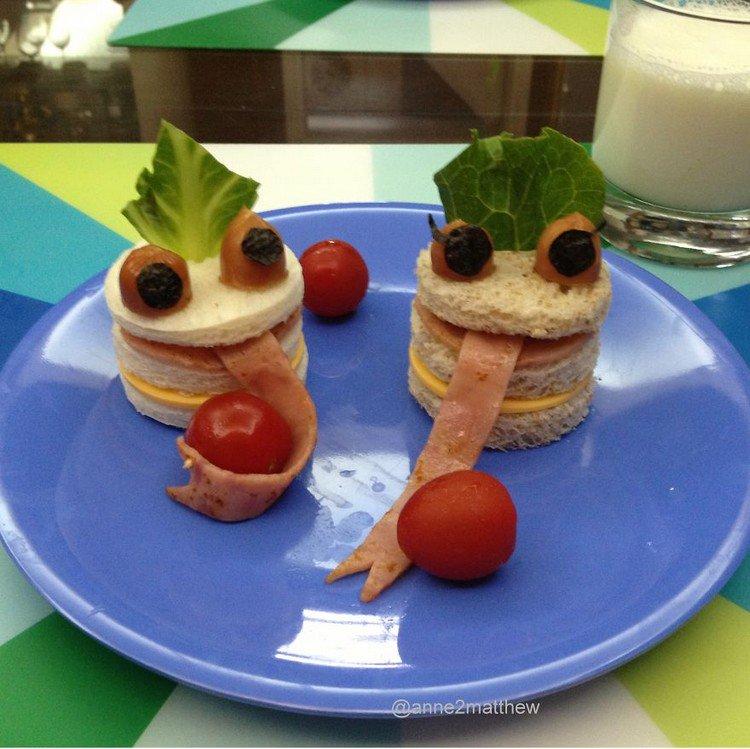 lizard foods