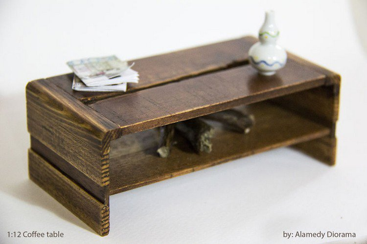 mini coffee table