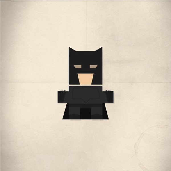 minimalist-pop-batman