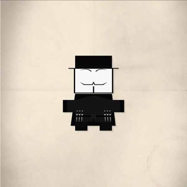 minimalist-pop-guy-fawkes