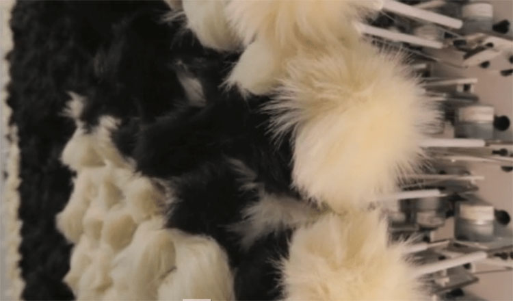 mirror fur