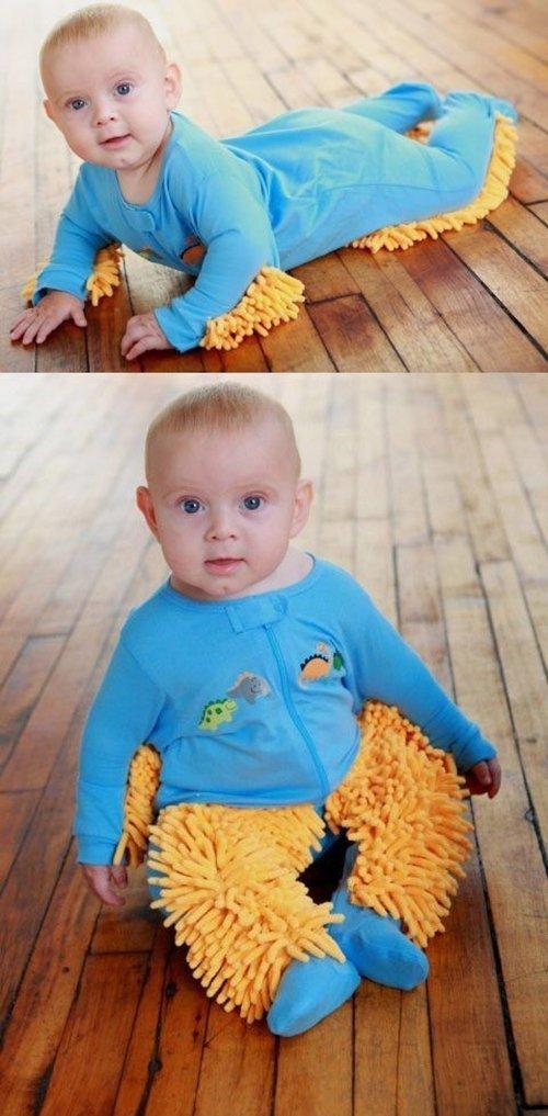 mop baby