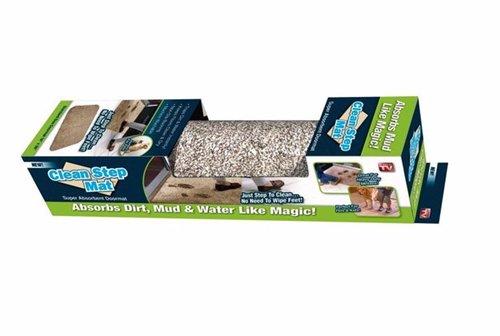 mud absorbing door mat