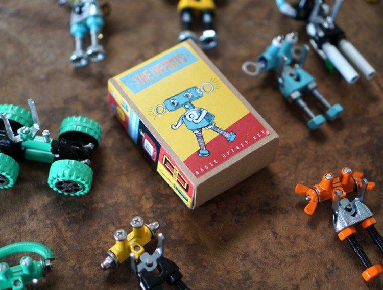 offbits box robots