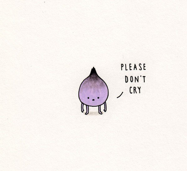 onion dont cry