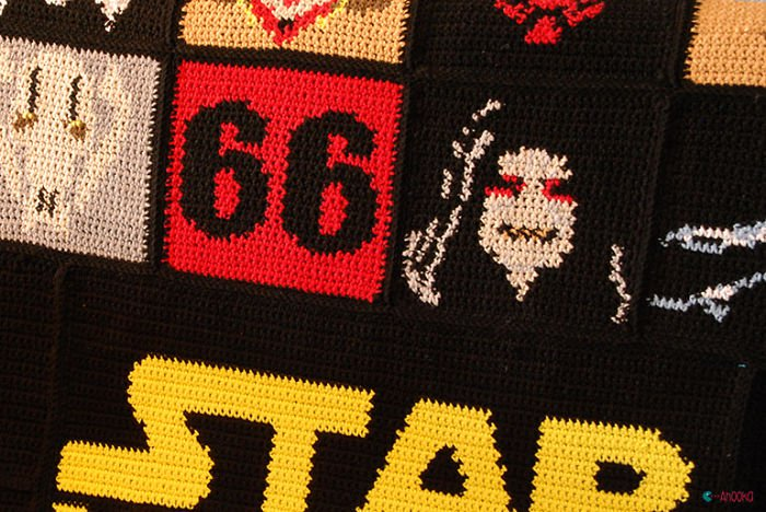 order 66 star wars blanket