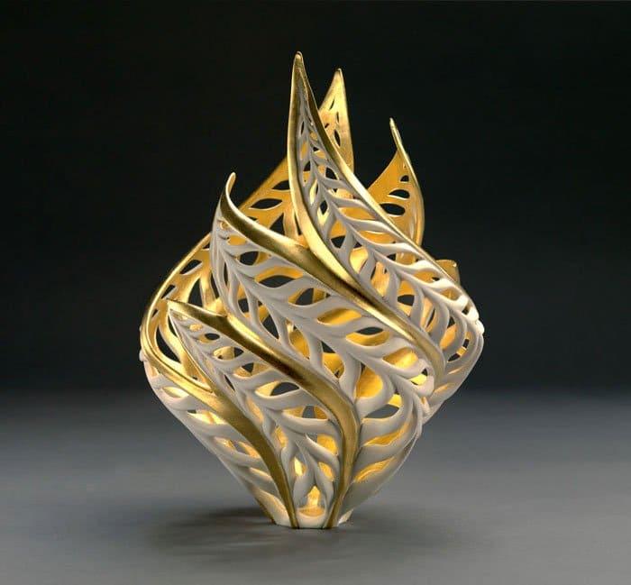 porcelain-gold-leaf-sculpture-vase-mccurdy