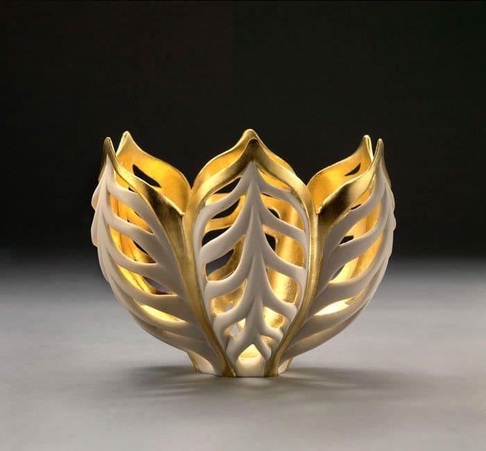 porcelain-gold-leaf-vase-jennifer-mccurdy