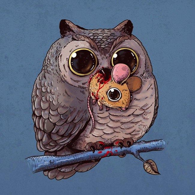 predator-owl