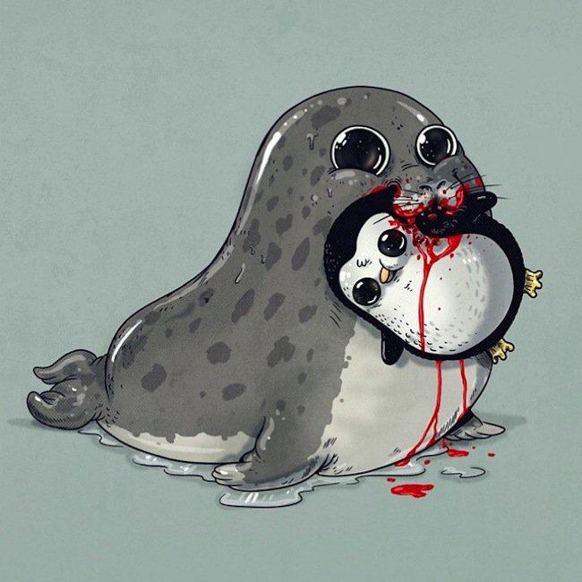 predator-seal