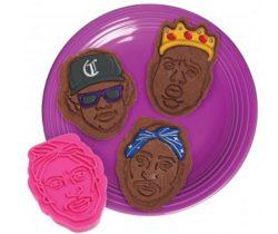 rap stars cookie cutters