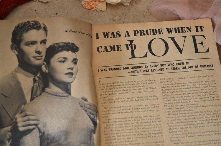 romance article