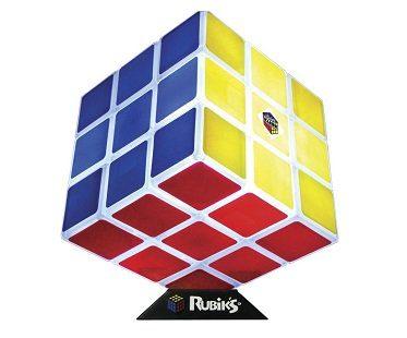 rubik's cube light lamp