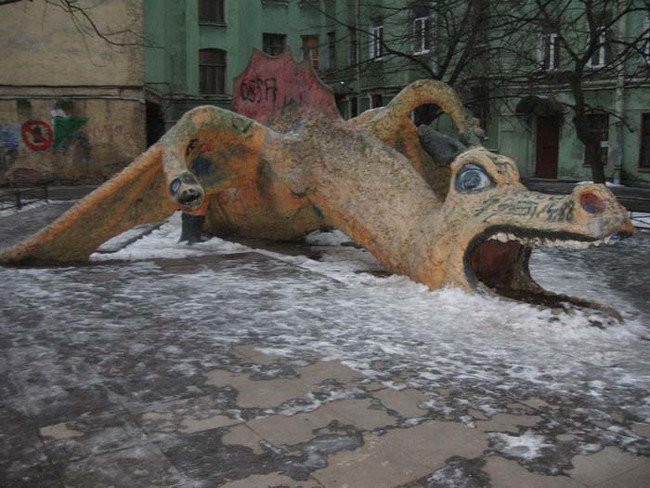 russian-playgrounds-dragon