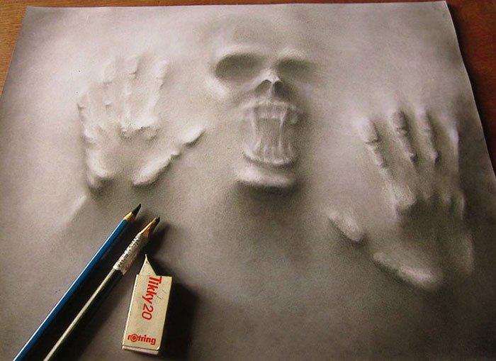 set me free skull hands