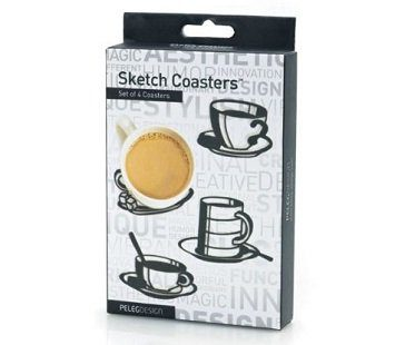sketch coasters box