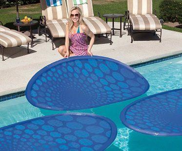 solar pool heating mats
