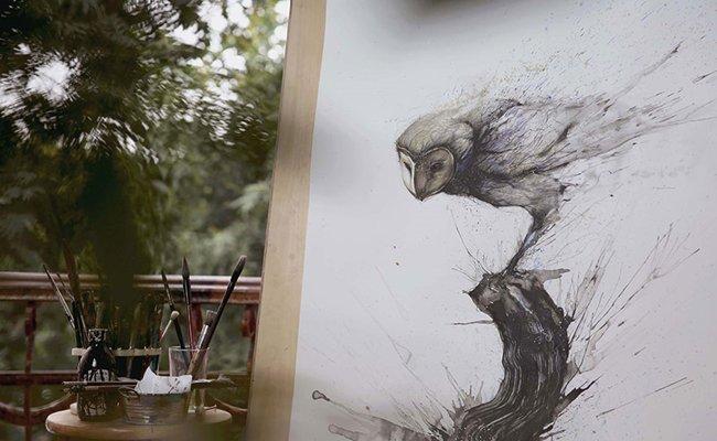 splatter-artist-hua-tunan-dusk