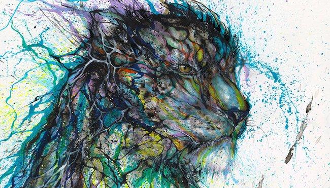 splatter-artist-hua-tunan-leopard