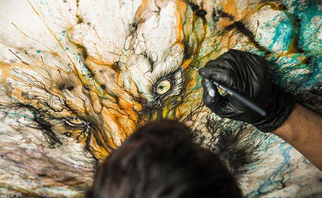 splatter-artist-hua-tunan-tiger-next