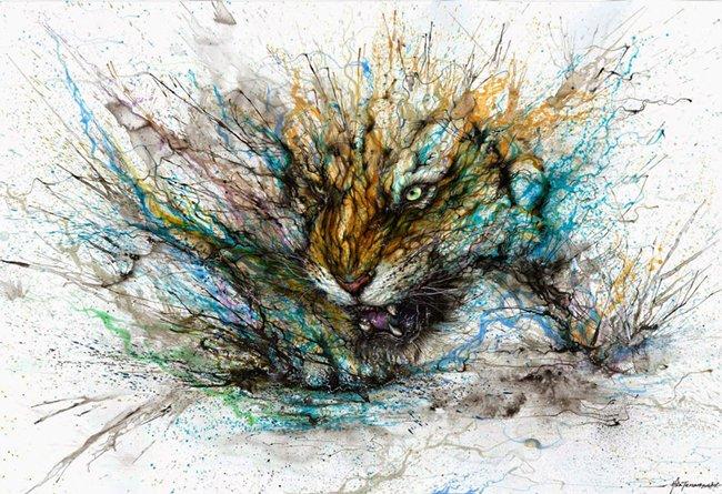 splatter-artist-hua-tunan-tiger-top