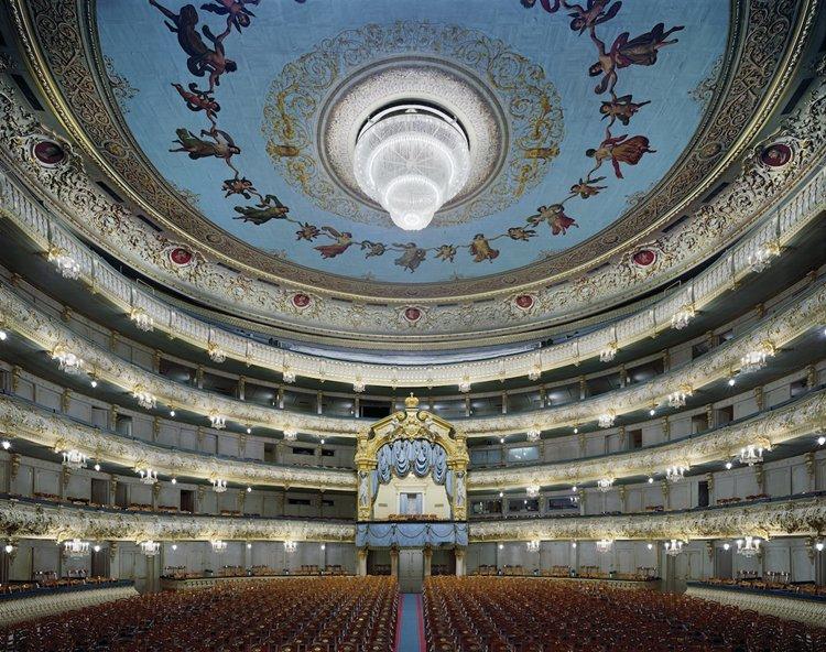 st petersburg mariinsky theater