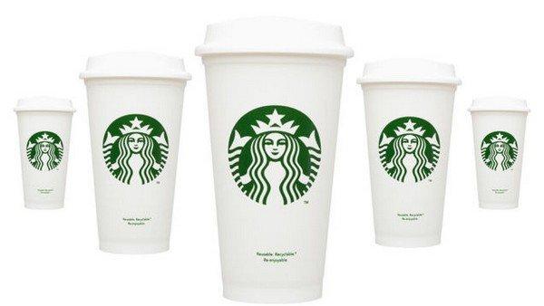 starbucks cups reusable