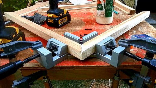 sticking miters