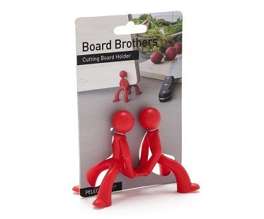 strong men cutting board holder pack