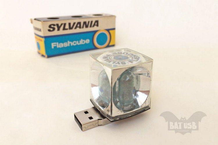 sylvania flashcube usb