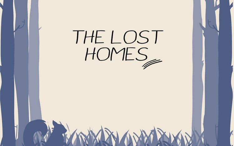 the lost homes