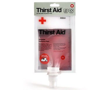 thirst aid drink pouch