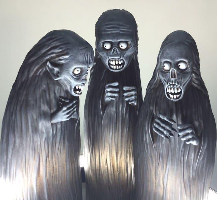 three witches vinyl mortenson