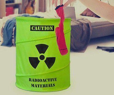 toxic laundry basket socks