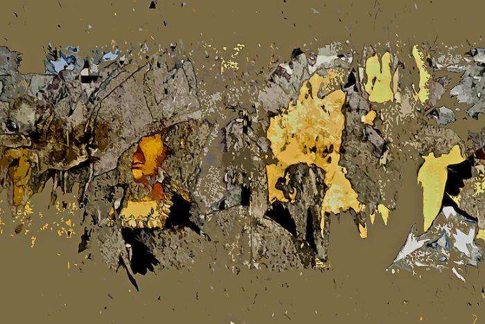 unart face yellow
