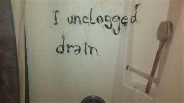 unclogged-drain