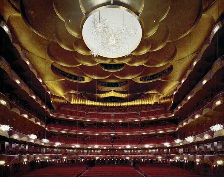usa the metropolitan opera nyc