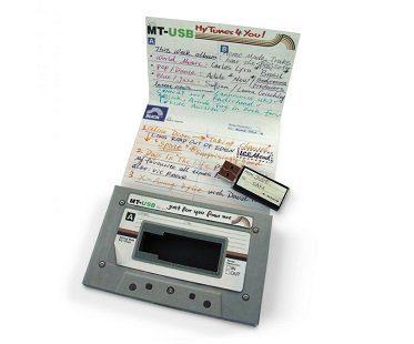 usb mixtape drive