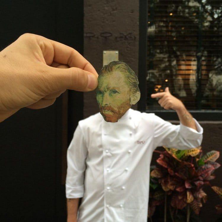van gogh chef