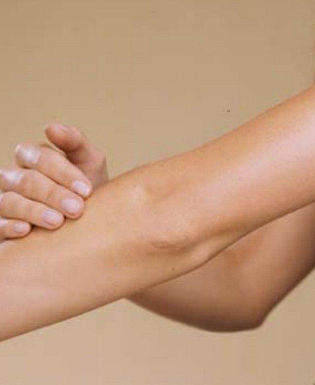 vaseline elbows