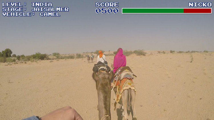 video game india camel